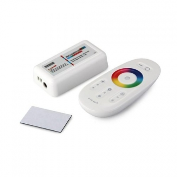 LED Touch Funk Steuergerät RGB Controller Dimmer 12V 24V 18A Panel RF