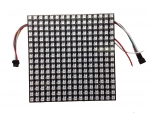 16*16 WS2812B Pixel LED Fixes Panel SMD 5050 Controller WS2811 - Schwarz …
