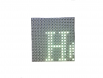 16*16 WS2812B Pixel LED Fixes Panel SMD 5050 Controller WS2811 - Weiss …