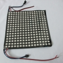 16*16 WS2812B Pixel LED Flexibles Panel SMD 5050 Controller WS2811